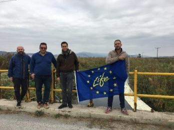 Local Awareness activities: Meeting with stakeholders at Lake Chimatitida