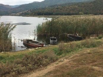 Visit at Lake Chimatitida