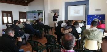 Exitoso seminario técnico en El Arenal, Ávila ESP