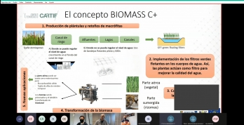 CARTIF participated in the Training workshop on innovative solutions applied to bioeconomy